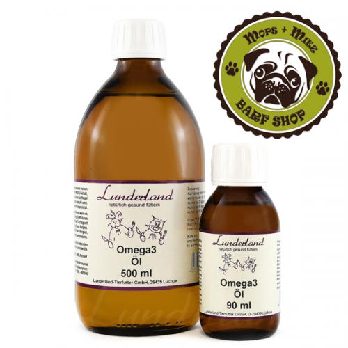 Omega-3 Öl